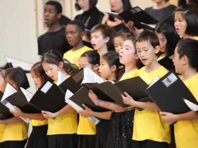 伦敦华人少儿合唱乐团夏季音乐会精彩回顾
